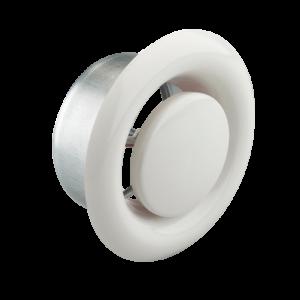 metal duct valve