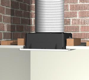 Flush Mount Panel/Ceiling Kit