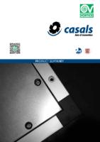 Casals Vortice Product Range